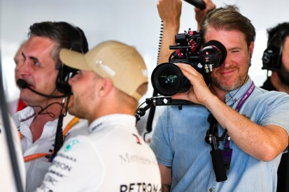 Schlechtes Omen vor Sotschi: Netflix-Crew begleitet Mercedes