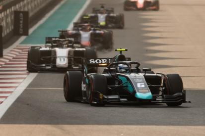 Nicholas Latifi: Formel 2 in Sachen Reifen doch anders als die Formel 1