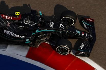 Mercedes in Sotschi: Wo Bottas stark ist, ist Hamilton schwach
