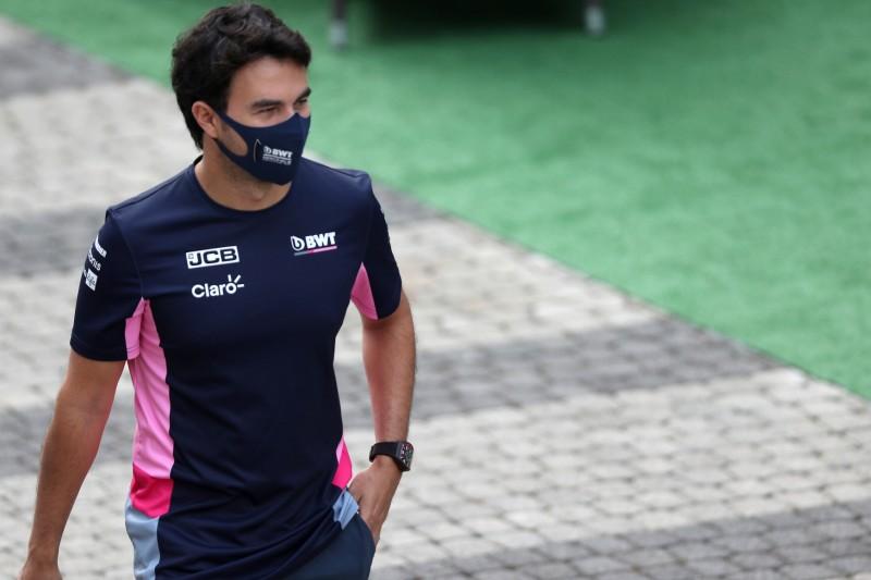 """""""Überrascht"""": Racing Point reagiert auf Kritik von Sergio Perez"""