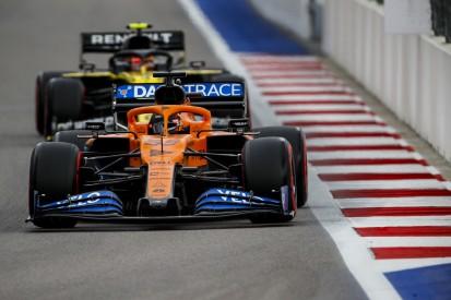 """McLaren verpasst zweite Startreihe: """"Das Auto war nicht mehr das gleiche"""""""