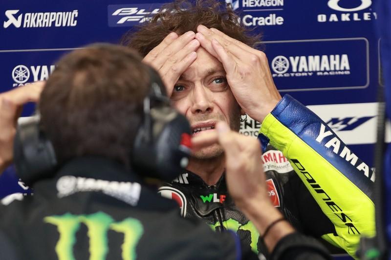 """""""Hätte gewinnen können"""" - Rossi trauert Spitzenergebnis in Barcelona hinterher"""