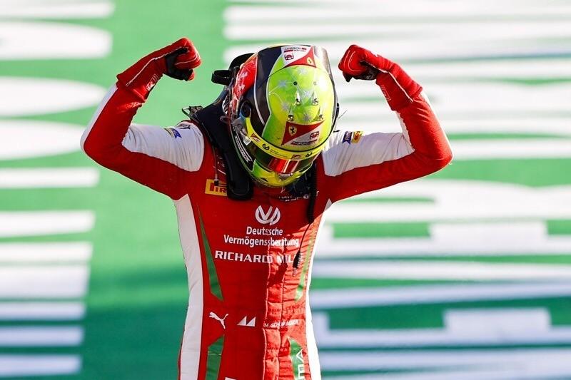"""Mick Schumacher: """"Habe gute Balance für mich gefunden"""""""