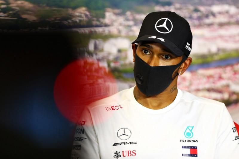 Gary Anderson: Lewis Hamilton hat so viele Strafpunkte nicht verdient