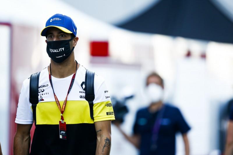 Ricciardo Wechsel