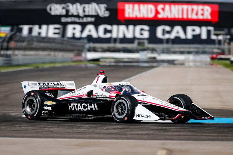 IndyCar Indianapolis-Rennen 1: Newgarden hält Titelkampf offen