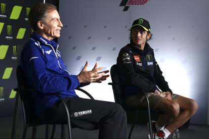 """Lin Jarvis: """"Petronas hatte zunächst Bedenken bezüglich Valentino Rossi"""""""