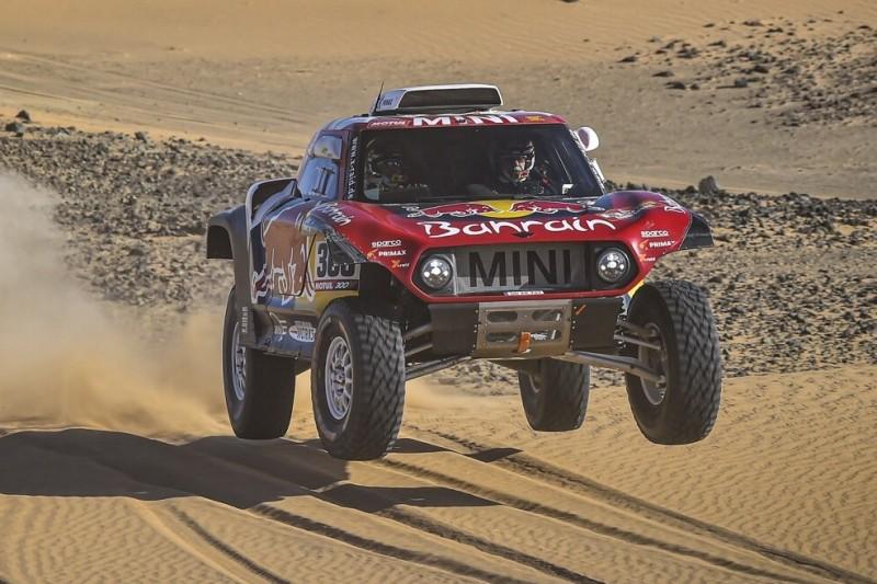 Rallye Dakar 2021: Sainz und Peterhansel wieder im Mini Buggy am Start
