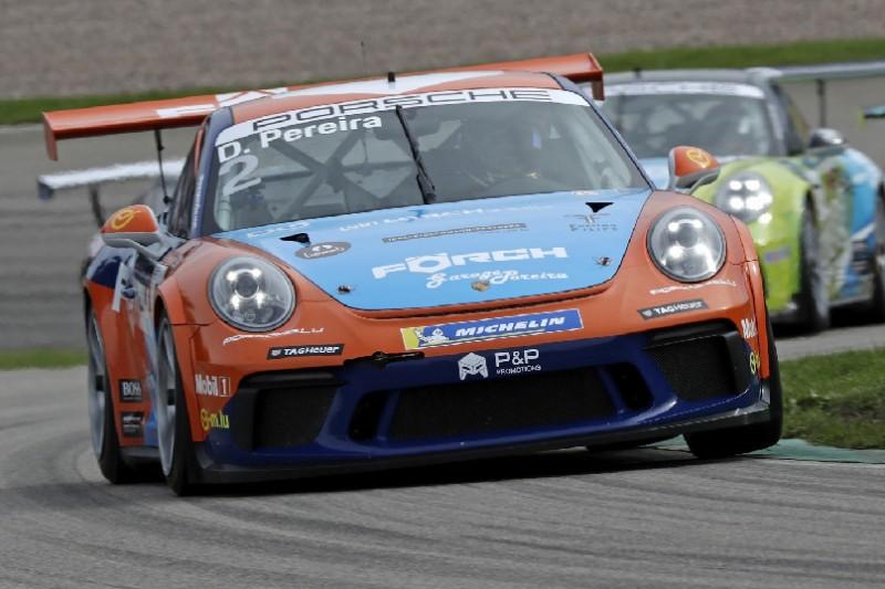 Porsche-Carrera-Cup Sachsenring 2020: Erster Sieg für Dylan Pereira