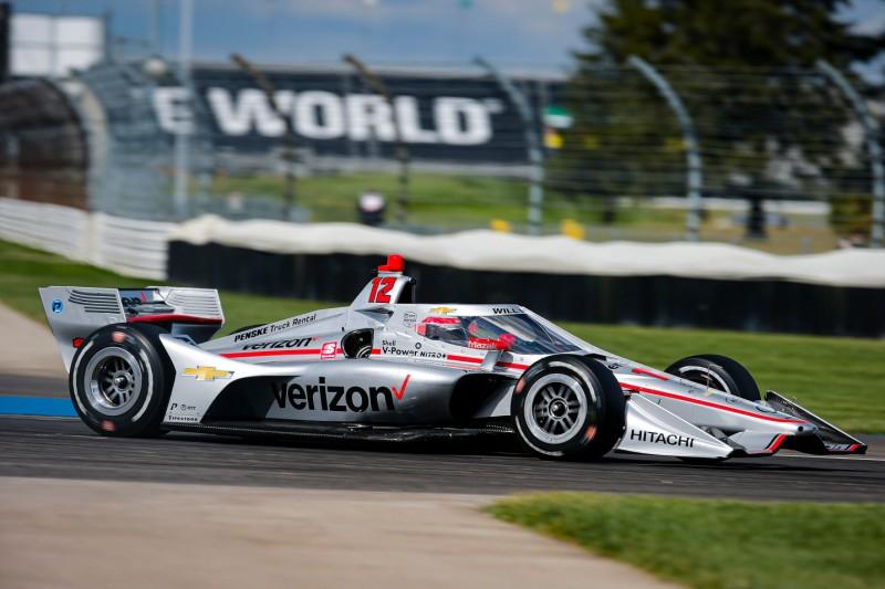 IndyCar Indianapolis-Rennen 2: Will Power siegt - Titelentscheidung vertagt