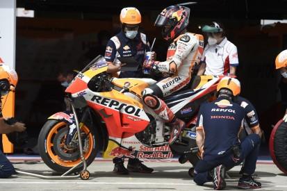Test in Portimao: MotoGP-Stammfahrer mit Superbikes auf der Strecke