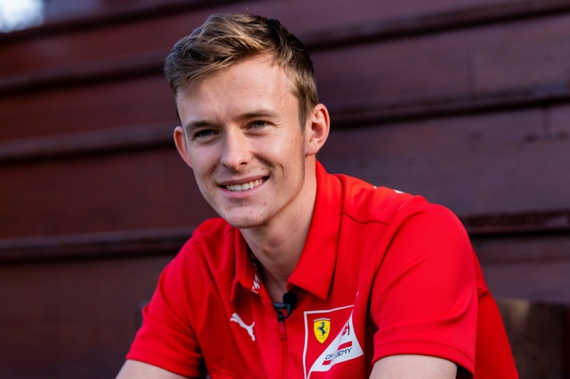 Haas: Callum Ilott fährt am Nürburgring normales Freitagsprogramm