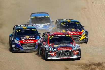 Rückschlag für Rallycross-WM: Promoter IMG steigt aus