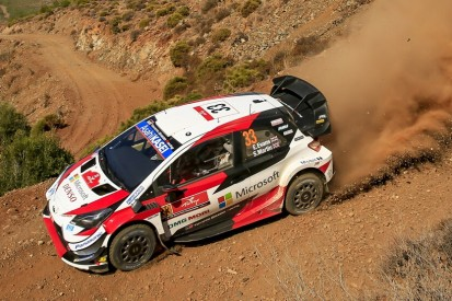 Kampf um WRC-Titel: Toyota will (vorerst) auf Teamorder verzichten