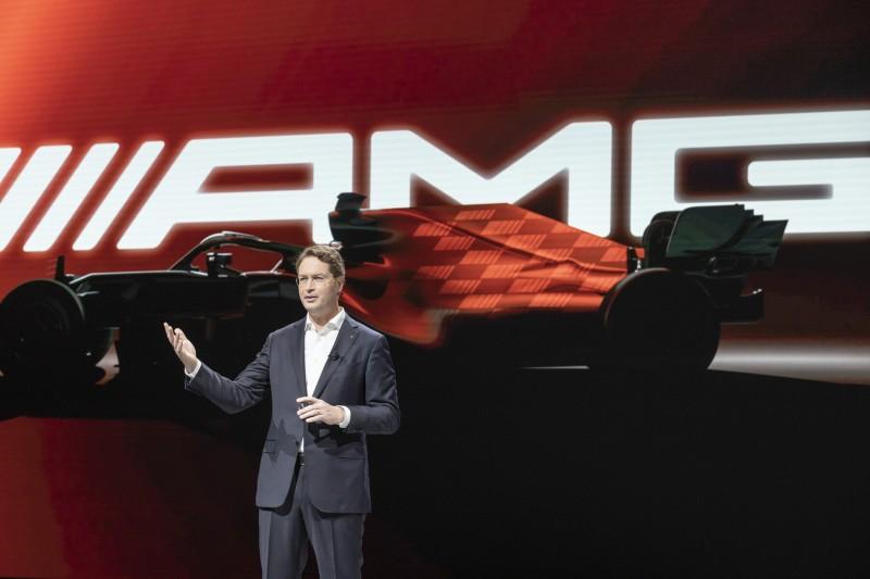 Neue Strategie: AMG bekommt bei Mercedes' F1-Team mehr Präsenz
