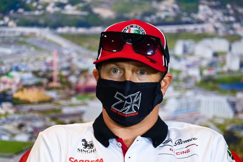 Kimi Räikkönen: Blicke ohne Reue auf meine F1-Karriere zurück
