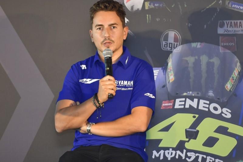 Jorge Lorenzo: Beim Portimao-Test mit 2019er-Yamaha
