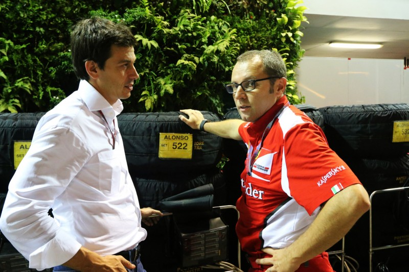 """Toto Wolff: Domenicali ist """"eine sehr, sehr gute Wahl"""" für die Formel 1"""