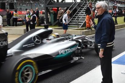 Bernie Ecclestone: Hamilton-Erfolge nicht mit Schumacher vergleichbar