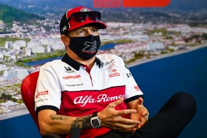 Kimi Räikkönen setzt Formel-1-Karriere 2021 bei Alfa Romeo fort