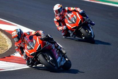 Ducati Superleggera V4: Dovizioso und Petrucci auf dem 100.000-Euro-Superbike