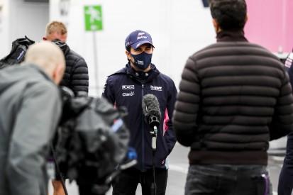 """""""Dauert noch ein bisschen"""": Sergio Perez spricht über seine Zukunft"""