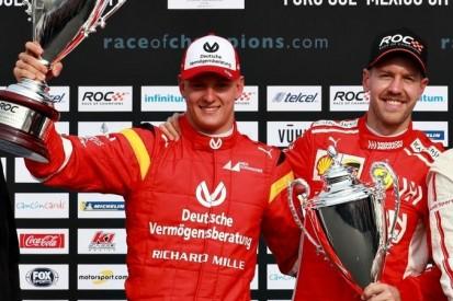 Mick Schumacher: Was ihm Sebastian Vettel in Zukunft alles zutraut!