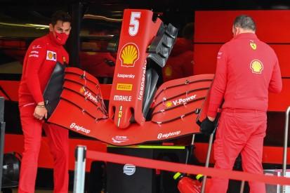Was sich Sebastian Vettel vom aktuellen Ferrari-Update verspricht