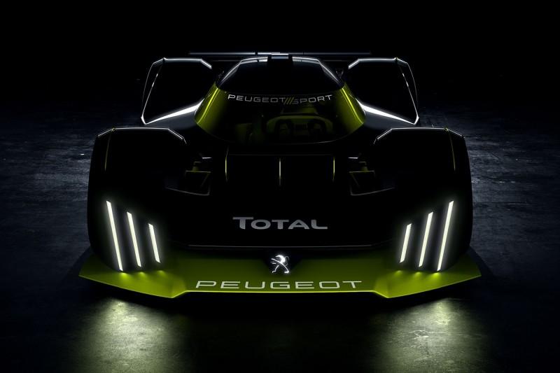 """""""Riesiges Interesse"""": Peugeots WEC-Projekt statt F1 für Grosjean?"""