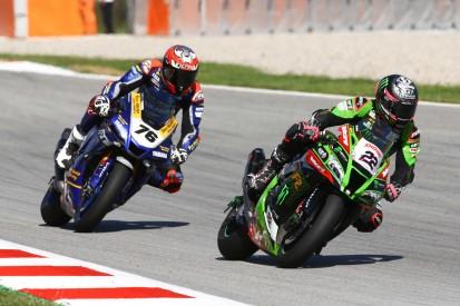 Alex Lowes: Arbeitsfenster der Kawasaki deutlich kleiner als das der Yamaha