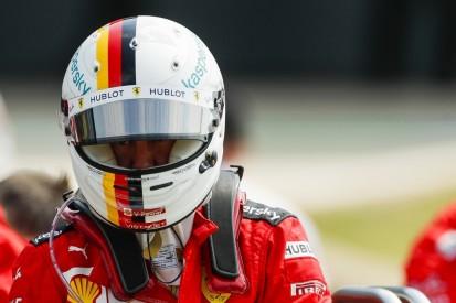 Video: Vettel erklärt seine Helm-Hommage an Michael Schumacher
