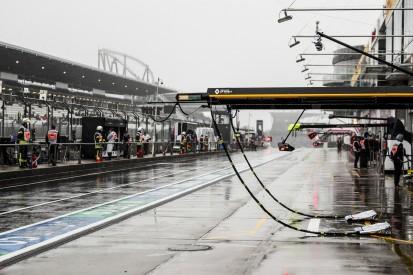 Nichts geht mehr am Nürburgring: Warum das komplette Training ausfiel