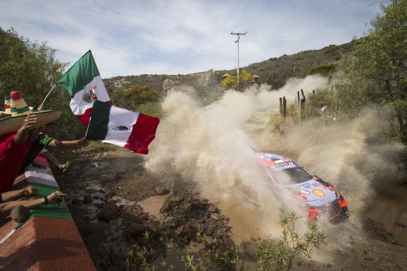 Rallye-Weltmeisterschaft fährt 2021 nicht in Mexiko und Argentinien