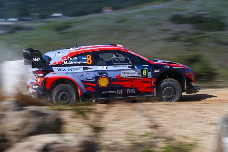 WRC Rallye Italien 2020: Erneuter Rückschlag für Titelverteidiger Tänak