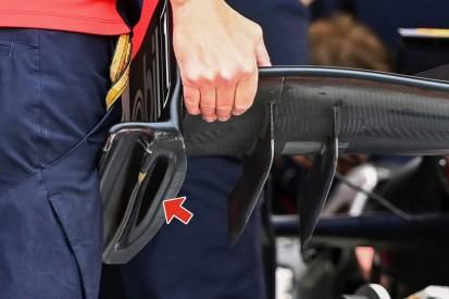 Formel-1-Technik 2020: Red Bulls Frontflügel-Trick enthüllt