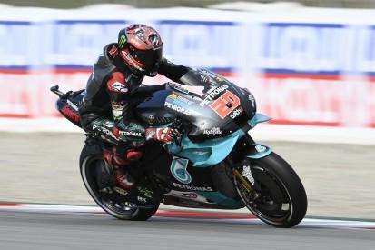 MotoGP Le Mans FT3: Quartararo mit Bestzeit, beide Suzukis in Q1