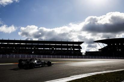 F1 Nürburgring 2020: Latifi kostet Hamilton die mögliche Bestzeit