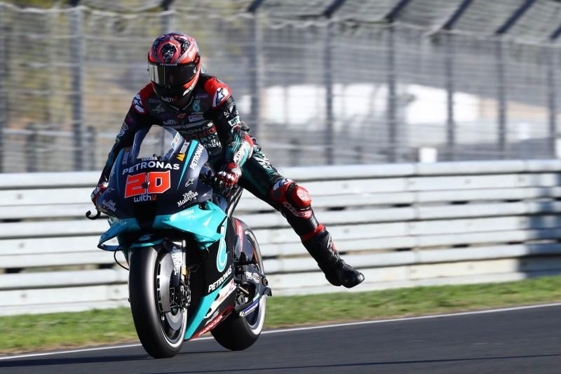 MotoGP Le Mans: Quartararo mit dritter Saisonpole, zwei Ducatis in Reihe eins