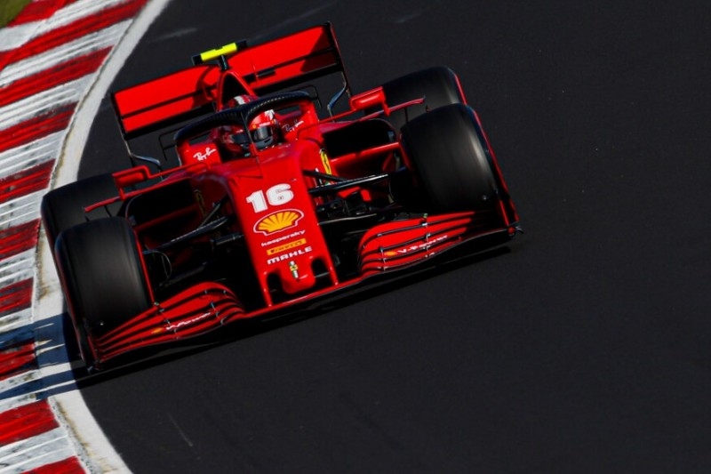 Update-Fazit: Leclerc widerspricht Ferrari-Teamkollege Vettel!