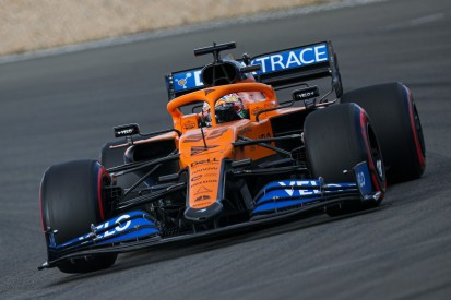 Update schwer zu fahren: Nürburgring-Schock für McLaren