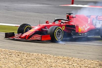 "Sebastian Vettel nach Abflug im Heimrennen: ""Das ging in die Hose!"""