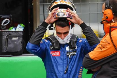 """60 Runden """"gelitten"""": Carlos Sainz mit McLaren-Update ohne Podest-Chance"""