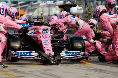 Sergio Perez: Safety-Car hat Chance aufs Podium gekostet