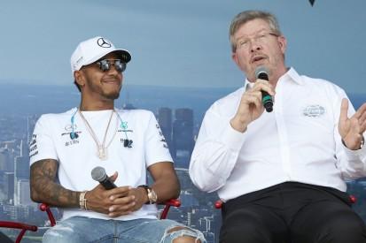 Michael Schumacher vs. Lewis Hamilton: Ross Brawn erklärt die Unterschiede