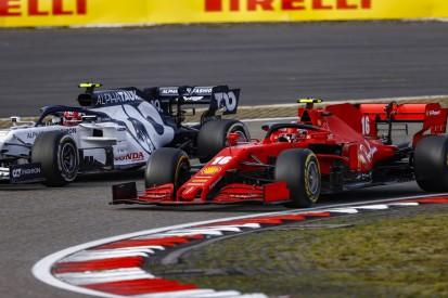 Charles Leclerc über Eifel-GP: Erster Stint hat mich das Rennen gekostet
