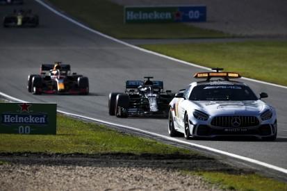 Nürburgring: Warum hat die Safety-Car-Phase so lange gedauert?