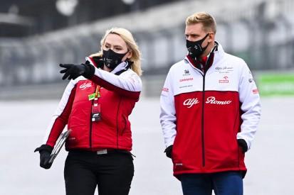 """""""War interessant"""": Mick Schumacher auch ohne Fahrt dankbar für F1-Chance"""