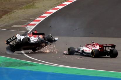 George Russell enttäuscht, aber: Mache Kimi Räikkönen keinen Vorwurf