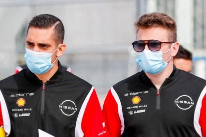 Nissan-e.dams bestätigt Buemi und Rowland für Formel-E-Saison 2021