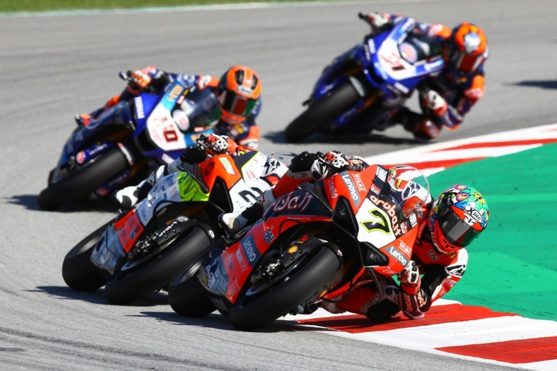 Chaz Davies raus: Michael Ruben Rinaldi fährt 2021 für Ducati Superbike-WM